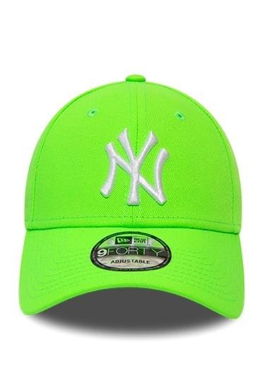 New Era New Era NEYYAN 9FORTY Neon  Erkek Şapka 101644827 Yeşil